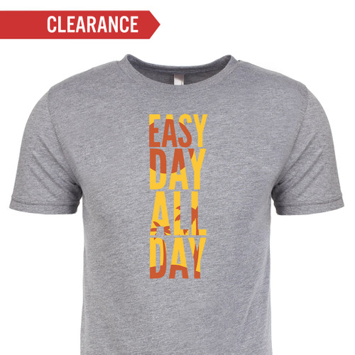 T-shirt - Easy Day All Day