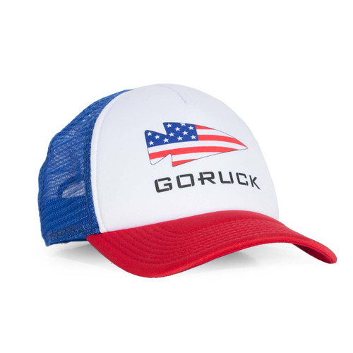 Trucker Hat - RWB Spearhead