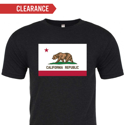 T-shirt - Cali State Flag
