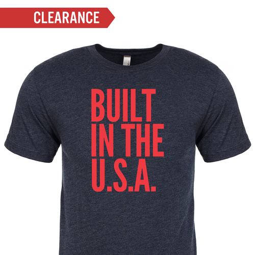 T-shirt - Built in the USA