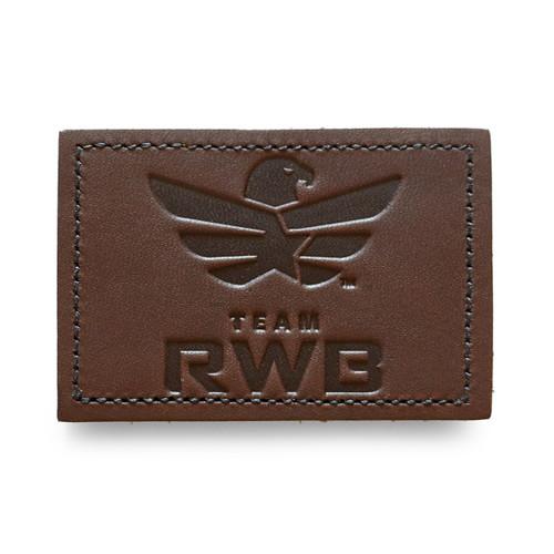 Leather Patch - Team RWB