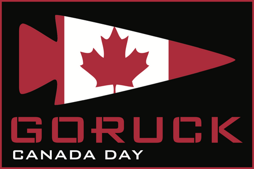 Patch for Tough Challenge: Toronto, Canada (Canada Day HTL) 07/01/2017 21:00