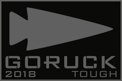 Patch for Tough Challenge: Salt Lake City, UT 05/18/2018 21:00