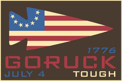 Patch for Tough Challenge: Topeka, KS 07/06/2018 21:00