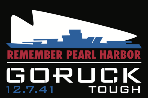 Patch for Tough Challenge: Honolulu, HI (Pearl Harbor) 12/08/2017 21:00