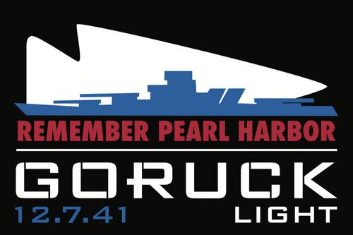Patch for Light Challenge: Honolulu, HI (Pearl Harbor) 12/09/2017 14:00