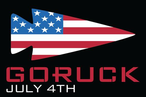 Patch for Tough Challenge: Washington, DC (4th July) 06/30/2017 21:00