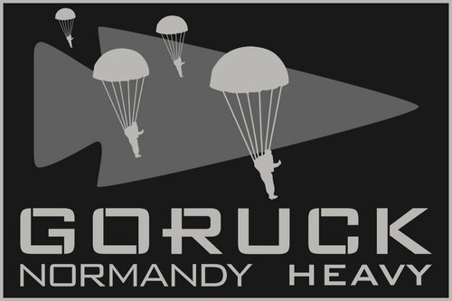 Patch for Heavy Challenge: Normandy, France (Normandy HTLS) 06/01/2017 18:00