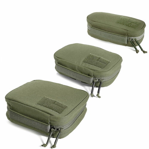 Padded Field Pocket Bundle (Ranger Green)