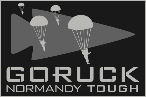 Patch for Tough Challenge: Normandy, France (Normandy HTLS) 06/02/2017 22:00