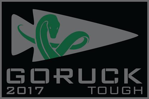 Patch for Tough Challenge: Huntington Beach, CA 12/15/2017 21:00