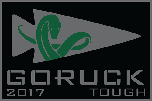 Patch for Tough Challenge: Portland, OR 06/16/2017 21:00