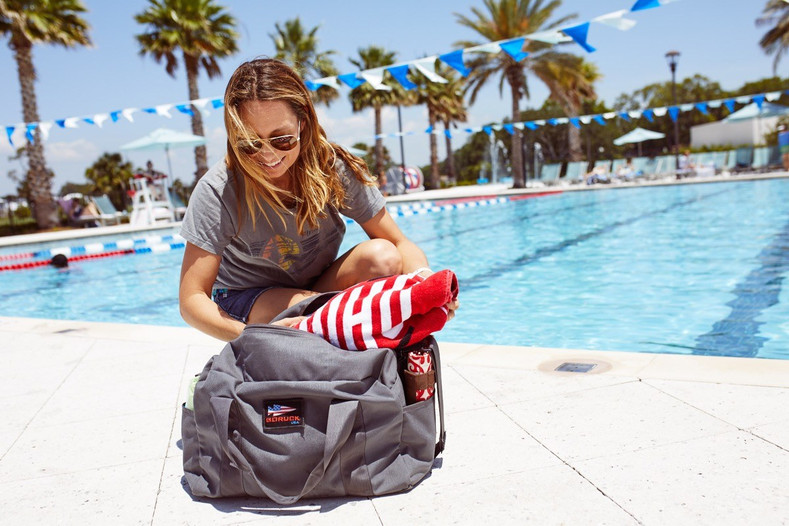 GEAR: Badass Moms Bring Order to Our (Pool Day) Lives