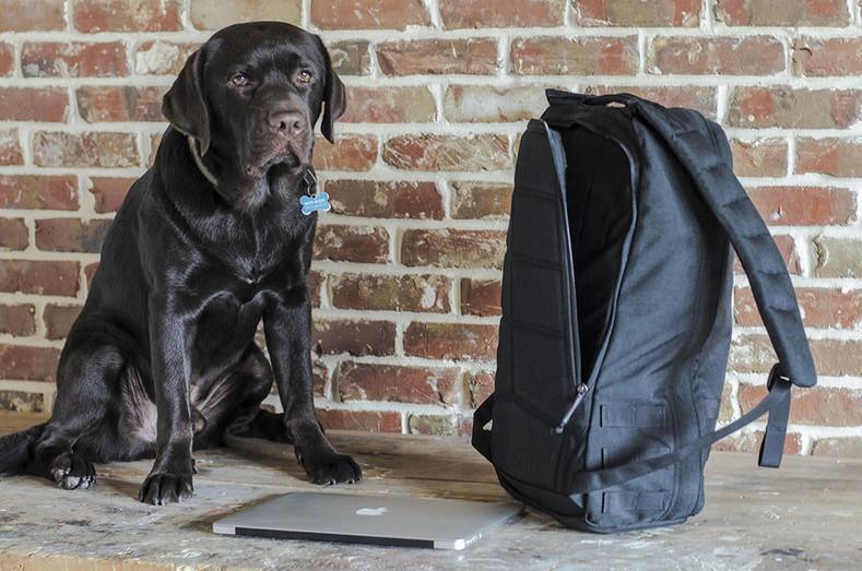 GR1, the Most Badass Laptop Bag Ever Built