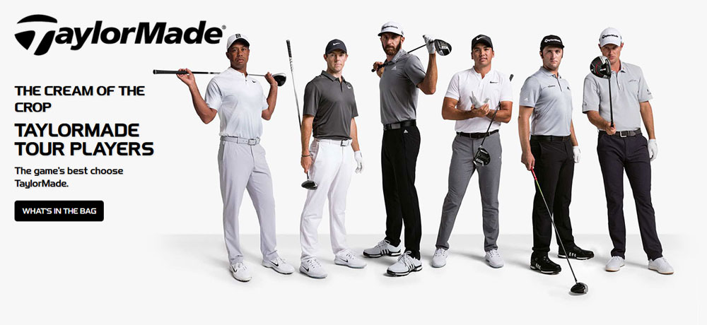2018 TaylorMade Golf Clubs
