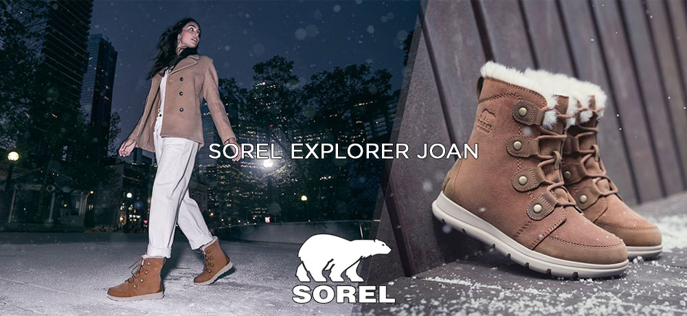 Sorel Explorer Joan Winter Boots
