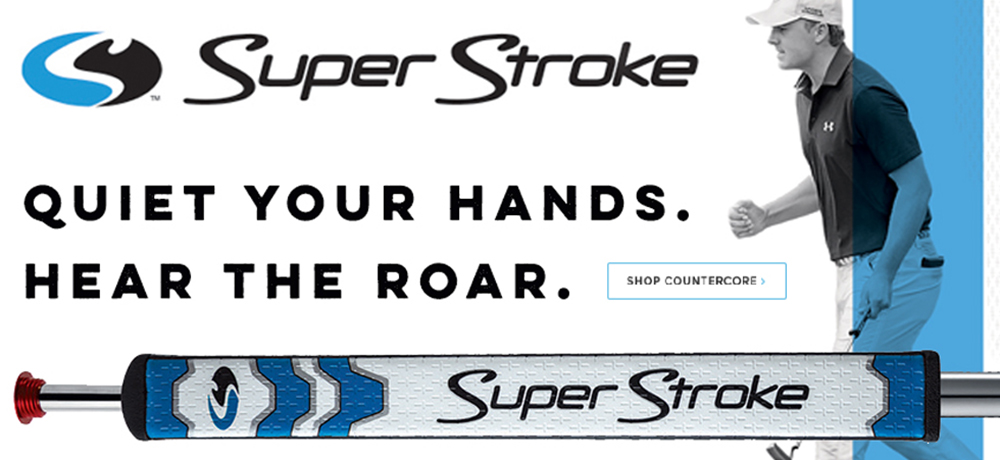 SuperStroke Counter Core Putter Grips