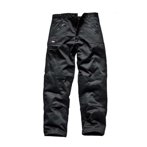 Dickies Redhawk Action Trousers - Black (WD814)