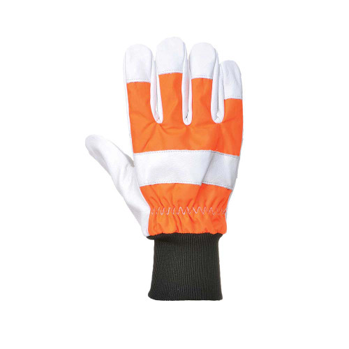 Portwest Oak Chainsaw Protective Gloves (A290)
