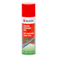Wurth Dry PTFE Lubricant Spray 300ml -  0893550