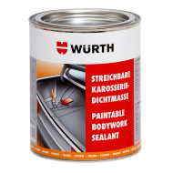 Wurth Paintable Body Sealant 1.2kg -
