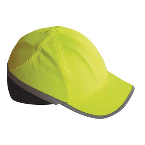 Hi-Vis Bump Cap - Yellow