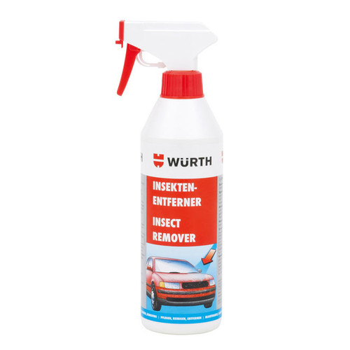 Wurth Insect Remover 500ml - 0893470