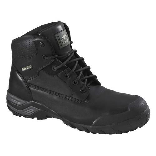 Rockfall Flint S3 Safety Boots (SFBT41-BK)