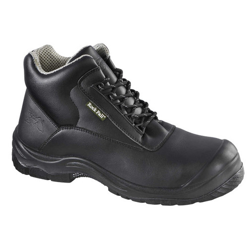 Rockfall Rhodium Chemical Resistant S3 Safety Boots (SFBT45)