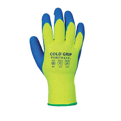 Cold Grip Hi-Vis Glove