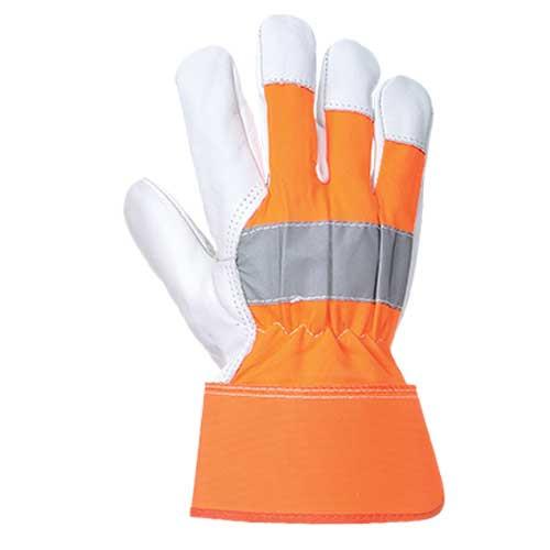 Premium Hi-Vis Rigger Glove