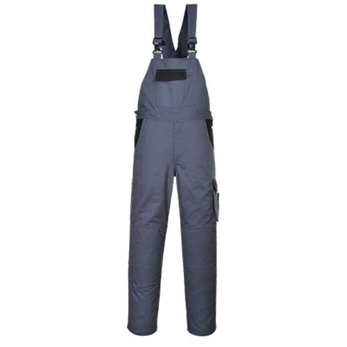 Texo 300 Bib and Brace - Graphite