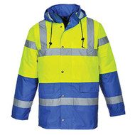 Hi-Vis Contrast Traffic Jacket (S466)