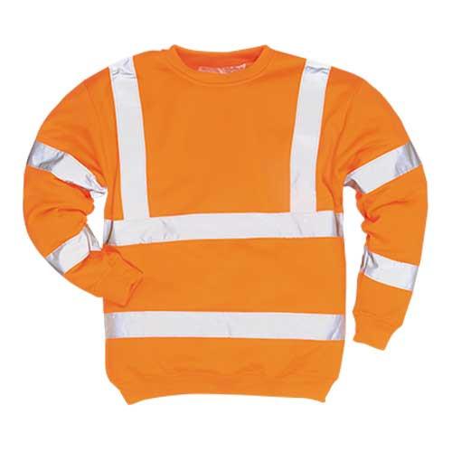 Hi-Vis Sweatshirt GO/RT (B303 OR)