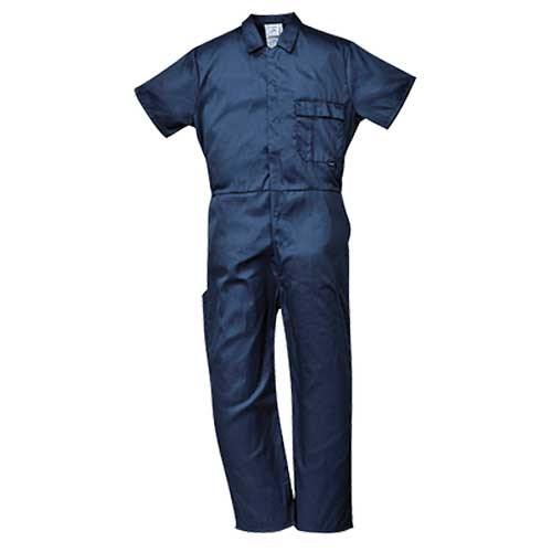 Short Sleeve Coverall (S996)