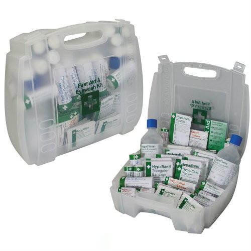 Evolution Plus First Aid & Eyewash Kit