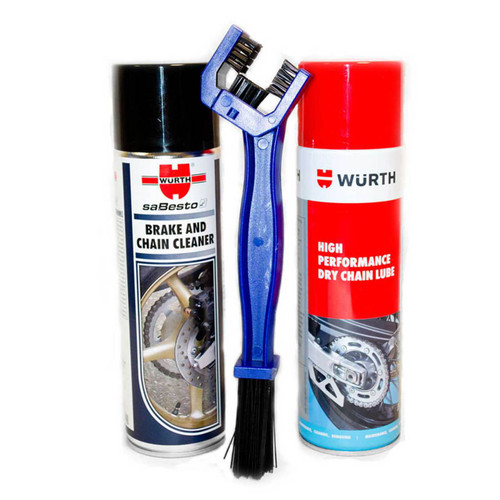 Wurth Brake & Chain Care Kit (WCCK)