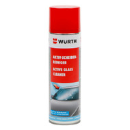Wurth Active Foam Glass Cleaner 500ml - 089025