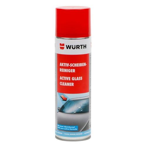 Wurth Active Foam Glass Cleaner 500ml - 089025