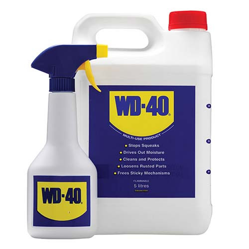 WD-40 Multi-Use Maintenance Spray 5ltr