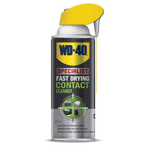 WD-40 Specialist Contact Cleaner Spray 400ml