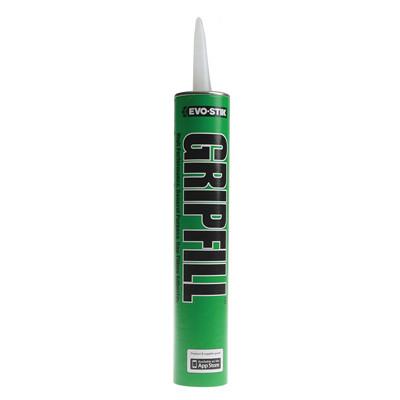 Evo-Stik Gripfill Gap Filling Adhesive 350ml (EVOGRIPFILL)