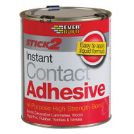 Everbuild Stick 2 All-Purpose Contact Adhesive 750ml (EVBCON750)