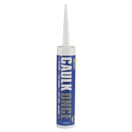 Everbuild Caulk Once White 400ml C4 (EVBCONCEWHC4)