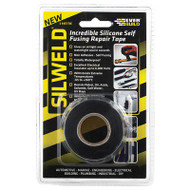 Everbuild Silweld Self-Fusing Tape Black 3m (EVB2SWELDBK)