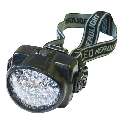 Lighthouse Super Power 30 LED Headlight (L/HHEAD30LED)