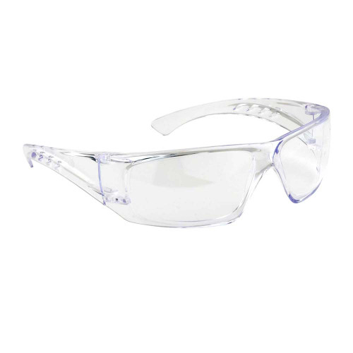 Clear View Safety Glasses - Clear