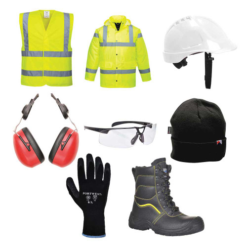 Winter PPE Kit