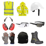 Winter Plus PPE Kit