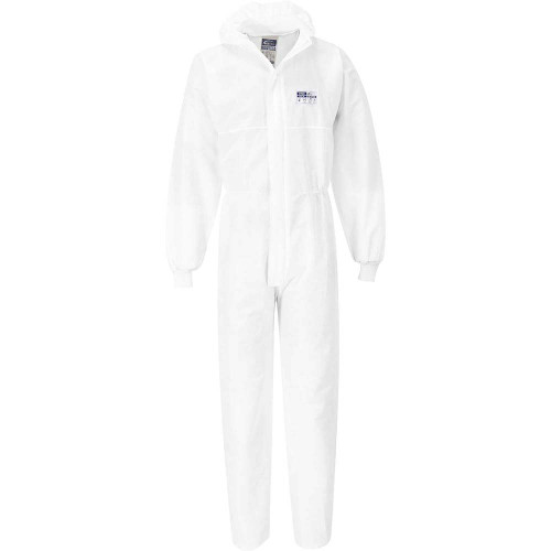 BizTex SMS Coverall with Knitted CuffType 5/6 (ST35)